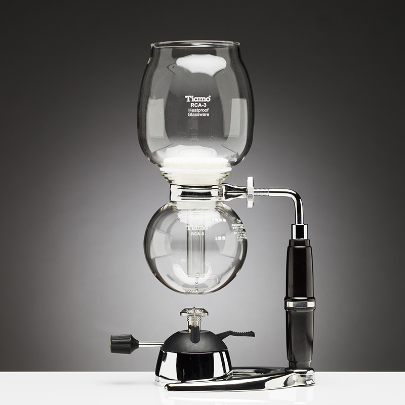 Syphon vacuum coffee maker kokomo for Apartment therapy coffee maker