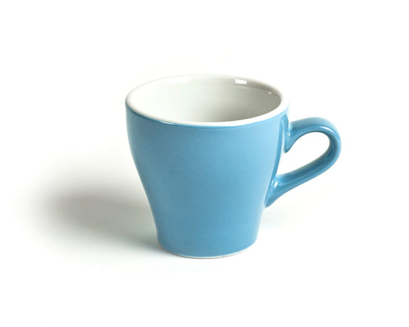 ACME 177ml Blue Tulip Flat White Cups