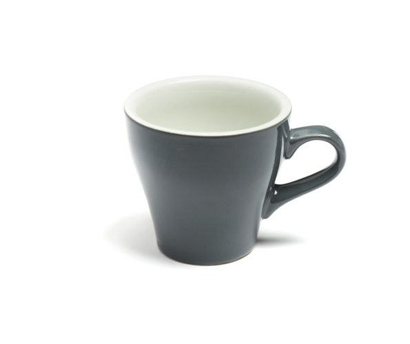 ACME 177ml Grey Tulip Flat White Cups