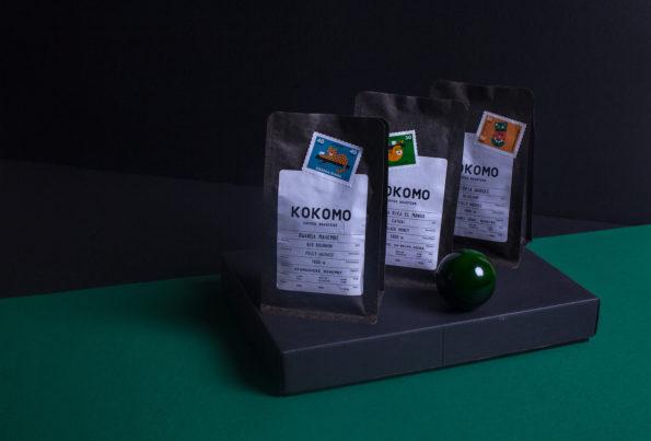 Kohvisõbra kinkepakk Kolm